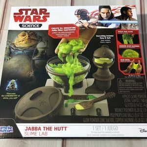 Star Wars Science Jabba The Hutt Slime Lab Kit NIB